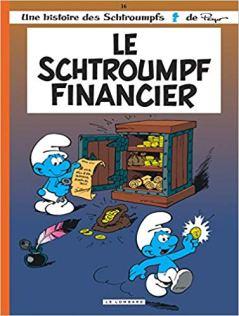 Schtroumpf financier
